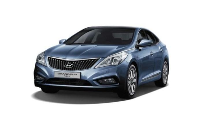 Hyundai Grandeur Hybrid (1)