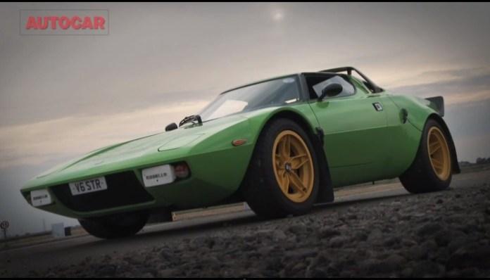 Lister Bell Lancia Stratos replica