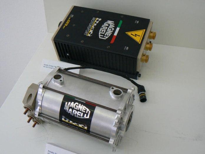 MGU-K Magneti Marelli