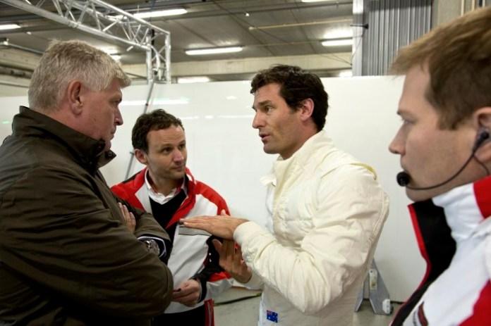 Mark Webber drive Porsche LMP1 (2)