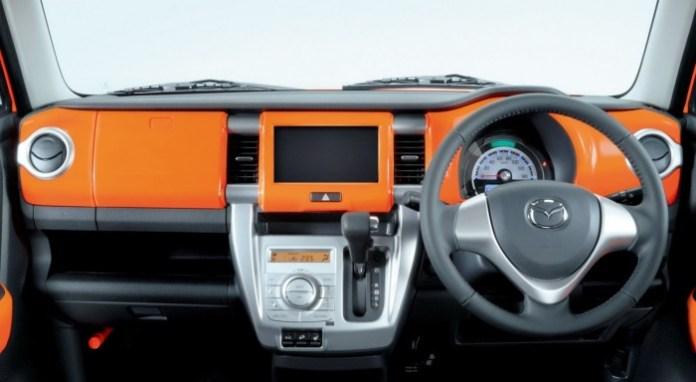 Mazda Flair crossover 3