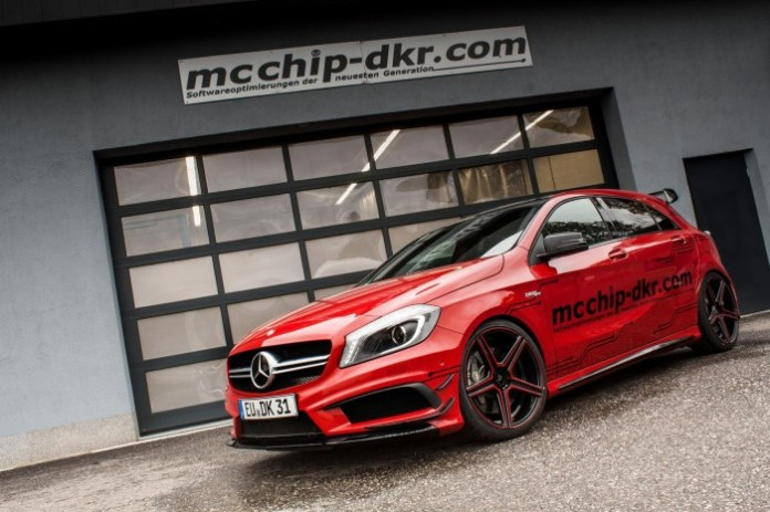 Mercedes-Benz A45 AMG by mcchip-dkr (1)
