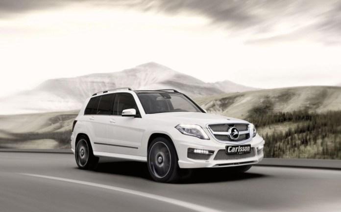 Mercedes GLK by Carlsson 1
