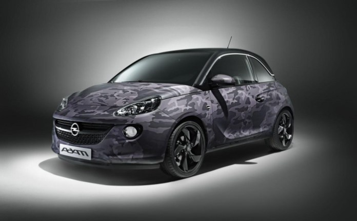 Opel Adam by Brian Adams edition 1