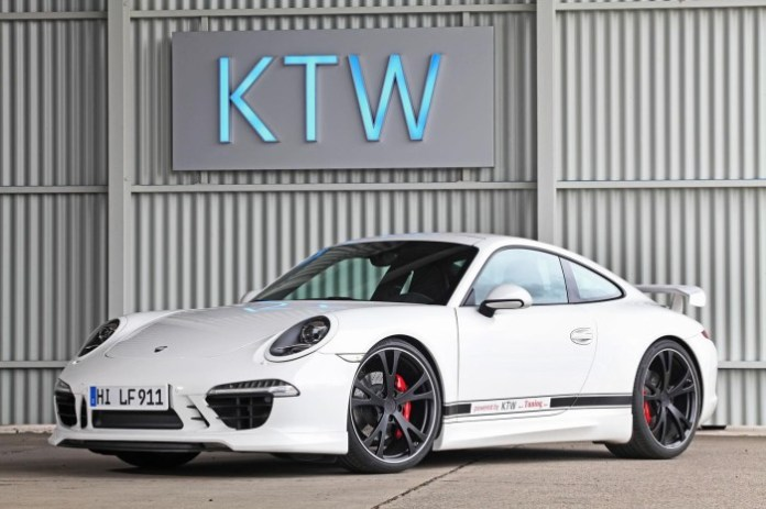 Porsche 911 Carrera S by KTW Tuning and TechArt (1)