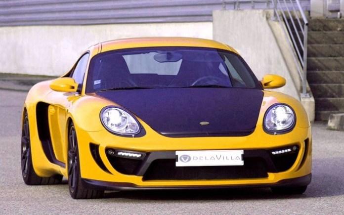 Porsche Cayman Clubsport R1 by Delavilla (1)