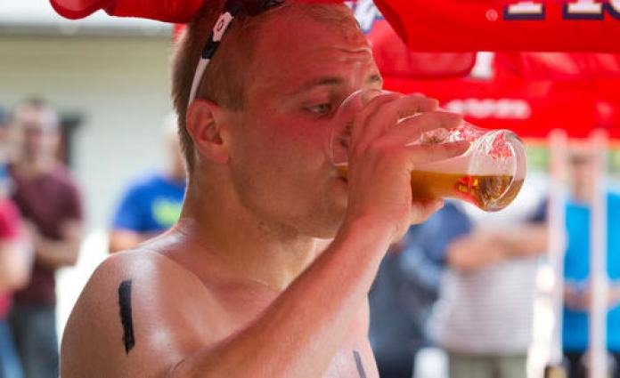 Valtteri Bottas beer