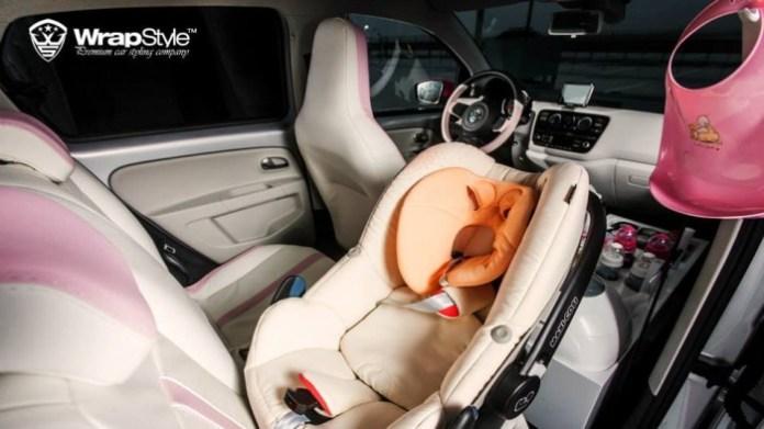 Volkswagen up for mothers (3)