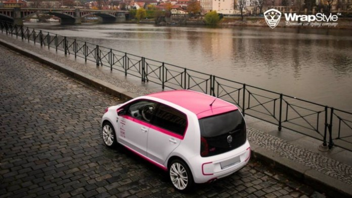 Volkswagen up for mothers (4)
