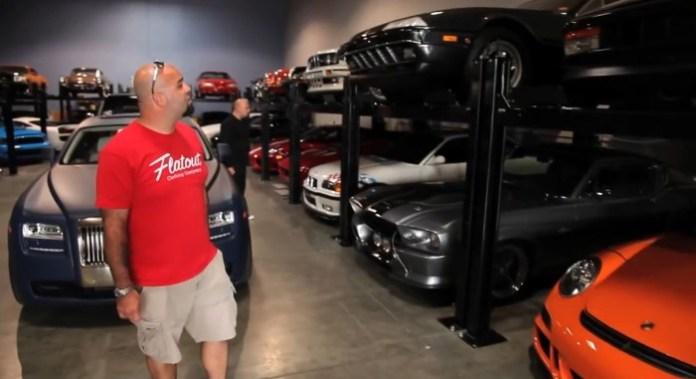 Walker garage