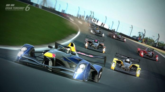 Gran Turismo 6 update brings Red Bull cars and tutoring from Sebastian Vettel