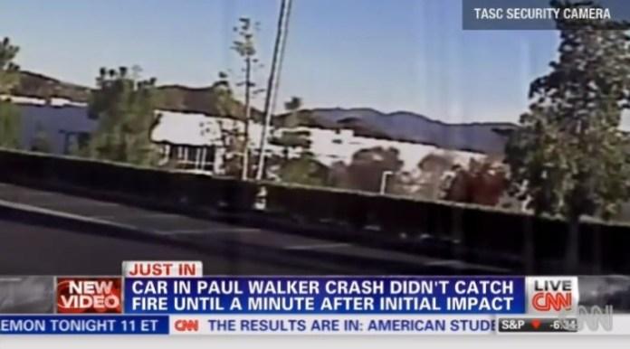 walker crash