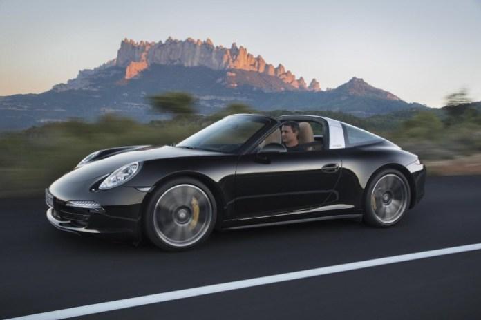Porsche 911 Targa 4 και Targa 4S