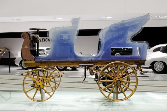 1898 Egger-Lohner C.2 Phaeton model