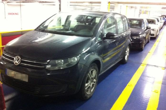 2014 Volkswagen Touran (1)