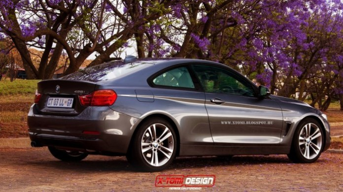 BMW 4-Series Compact
