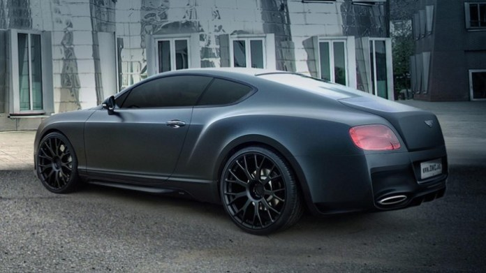 DMC Bentley Continental GT DURO China Edition 2
