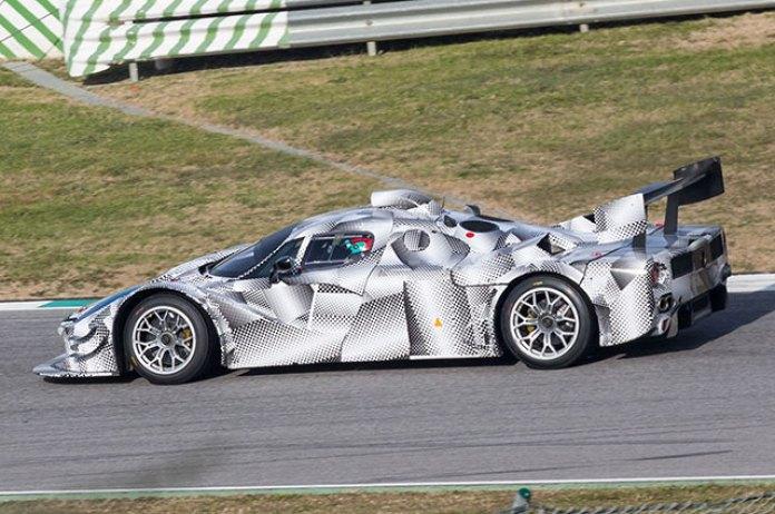Ferrari LMP1 2014 2