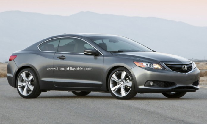 Honda Integra Rendering (1)