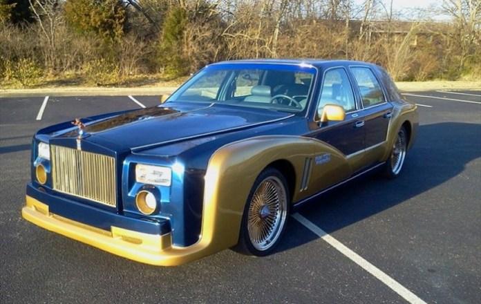 Lincoln Town Car Phantom Pharaoh (1)