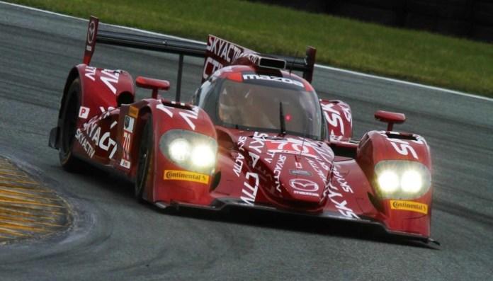 Mazda racer for TUDOR United SportsCar Championship (1)