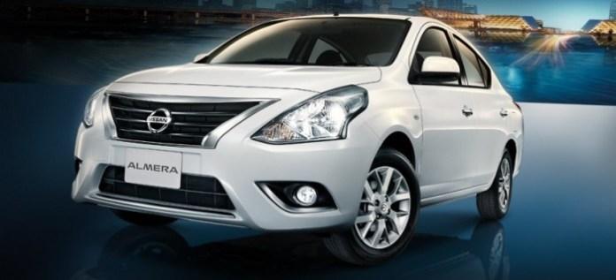 Nissan Almera Facelift 2014 (1)