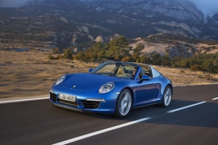 Porsche 911 Targa (1)