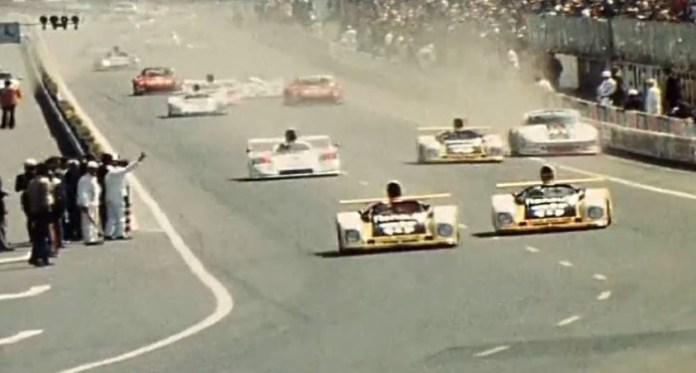 Porsche Le Mans Legends - Jacky Ickx and the 936
