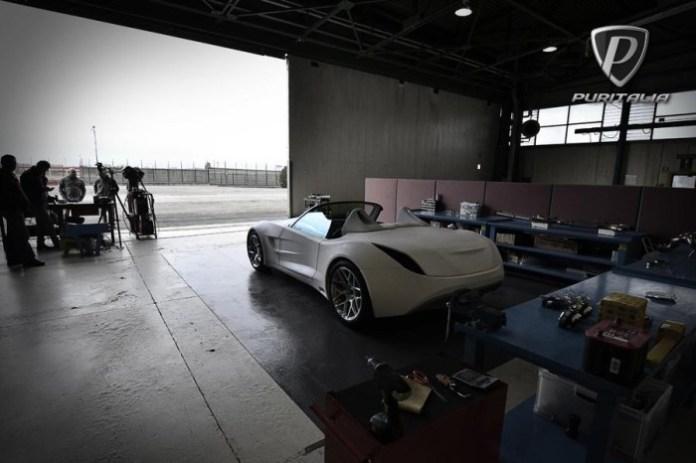Puritalia 427 Roadster 3