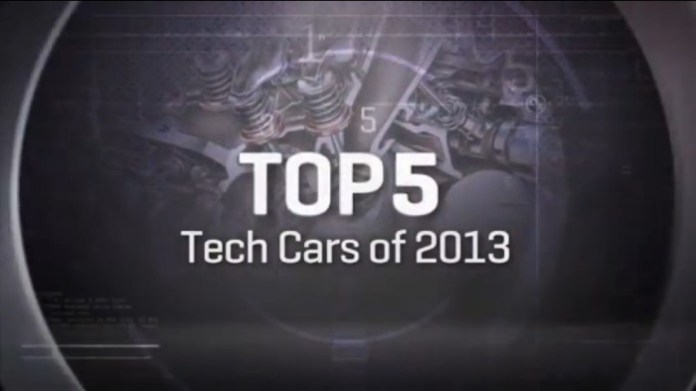 Top5 Tech Cars