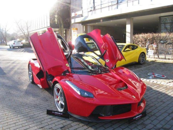 Used LaFerrari for sale 1