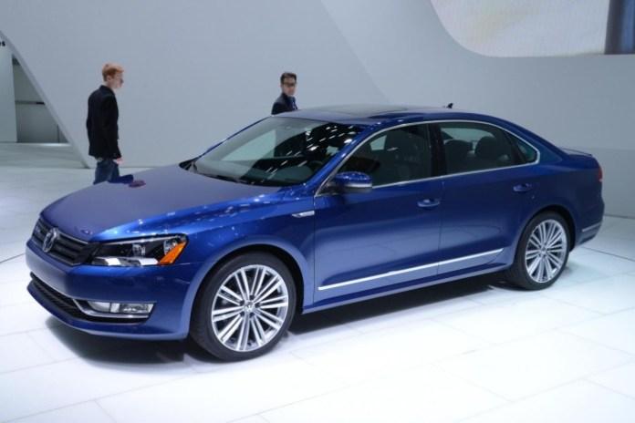 Volkswagen Passat BlueMotion concept (2)