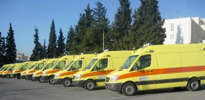 mercedes Ambulances (1)