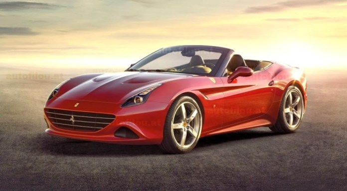 001 2014 Ferrari California