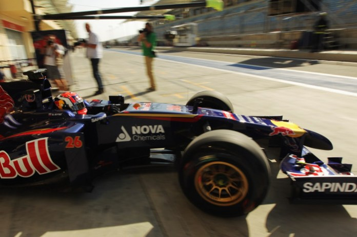 F1 Testing in Bahrain - Day One