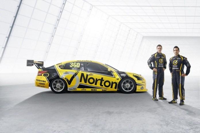 2014 Norton Nissan Altima