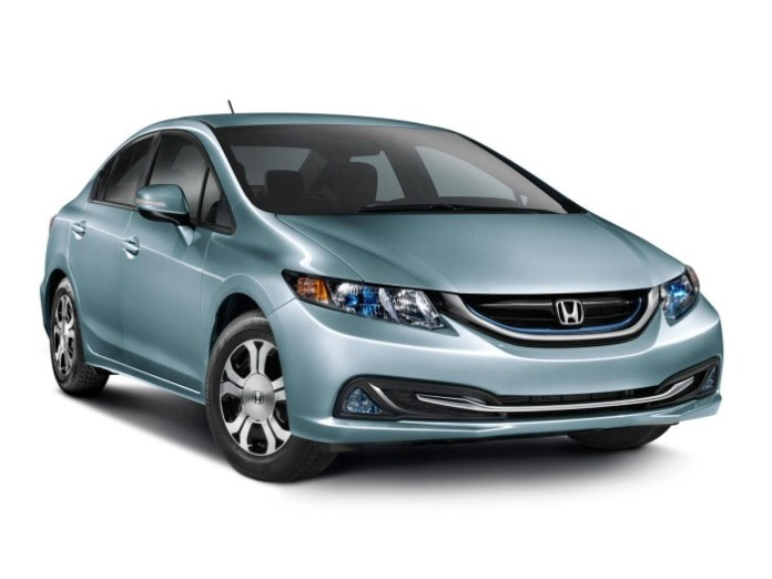 Honda Civic Hybrid 2014 (5)