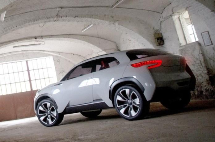 Hyundai Intrado concept 2