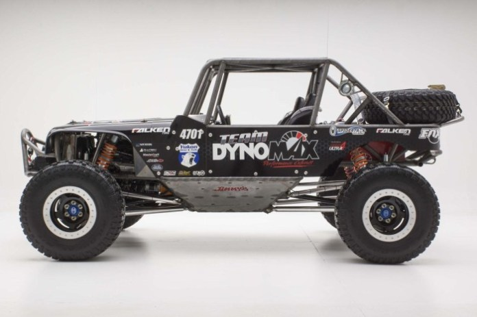 Jeep Wrangler based off-roader for King of Hammers race (3)
