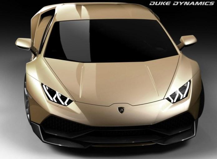 Lamborghini Huracan Minotauro by Duke Dynamics 2