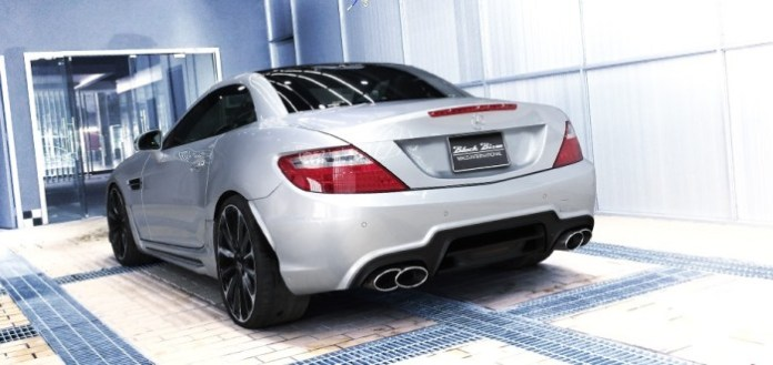 Mercedes SLK by Wald International (2)