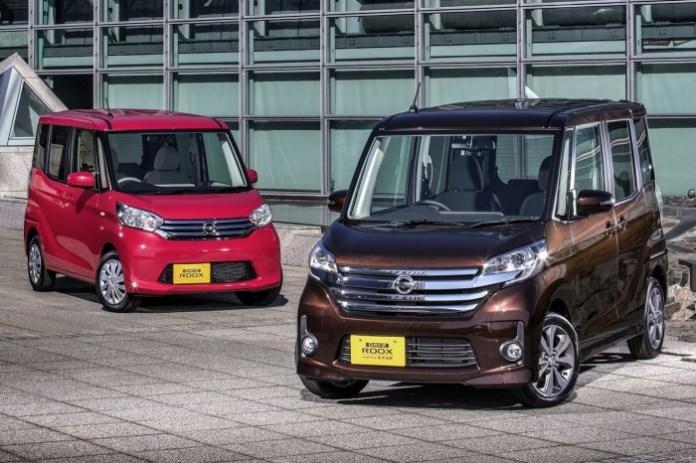 Nissan Dayz Roox (1)
