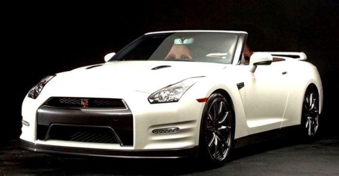 Nissan GT-R Cabrio by NCE (6)