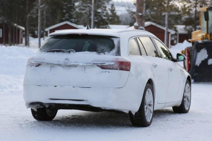 Opel Insignia next-gen test mule (5)
