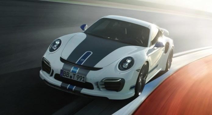 Porsche 911 Turbo S by TechArt (1)