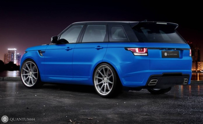 Range Rover Sport by Quantum44 (2)