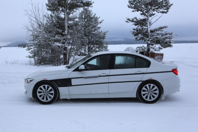 Spy Photos BMW 3-Series Plug-in Hybrid (3)