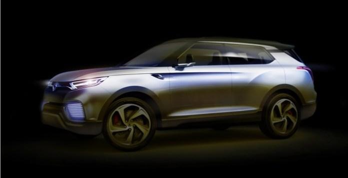 SsangYong XLV Concept (1)