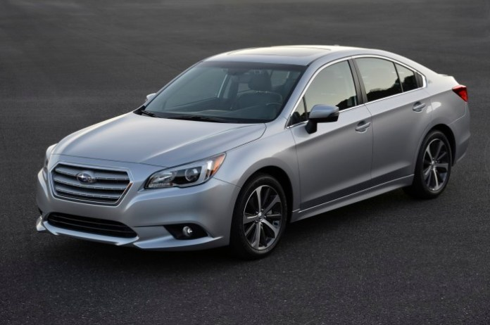 Subaru Legacy 20141
