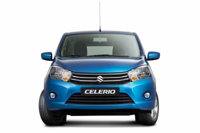 Suzuki Celerio 2014 (2)